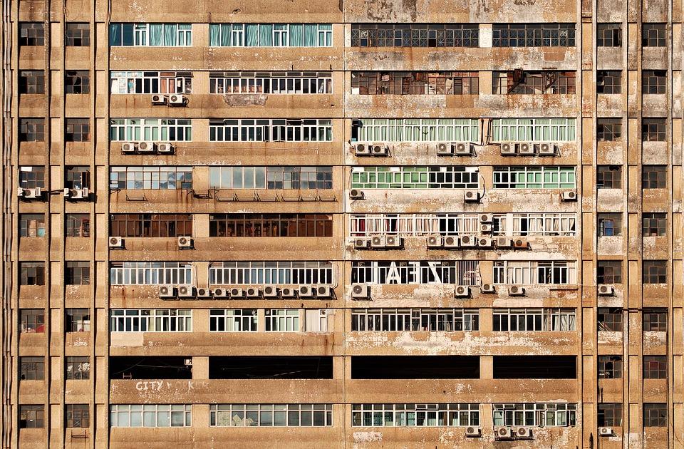 Klimatizované byty