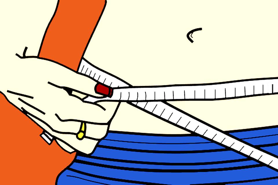 Ubrat na váze nemusí být těžké