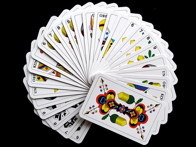karetní hra