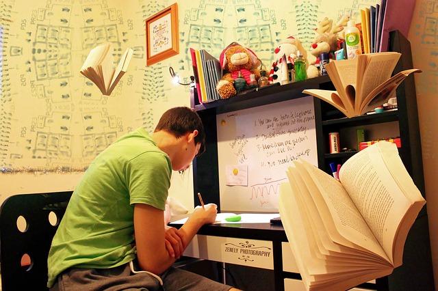 studium na zkoušky
