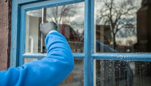 čistič oken