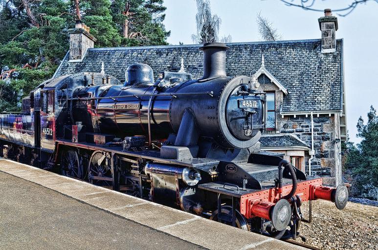 Jak ohlídat lokomotivy?
