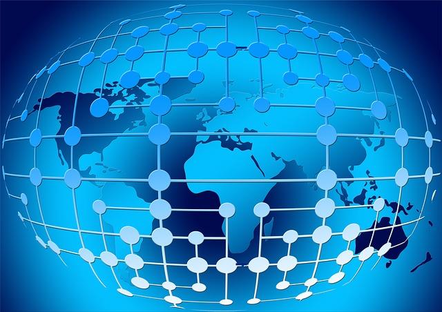 ilustrace síťového připojení