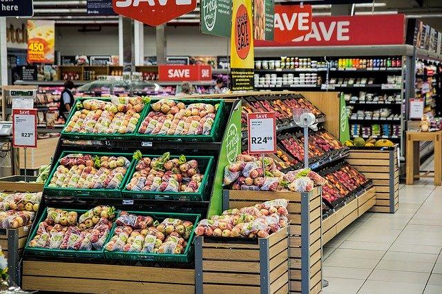 obchod s ovocem