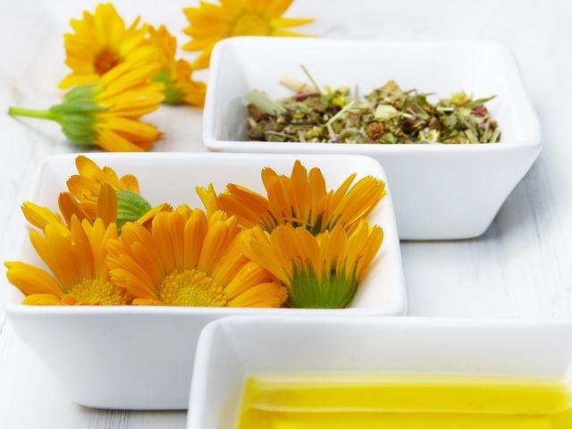 misky s bylinkami